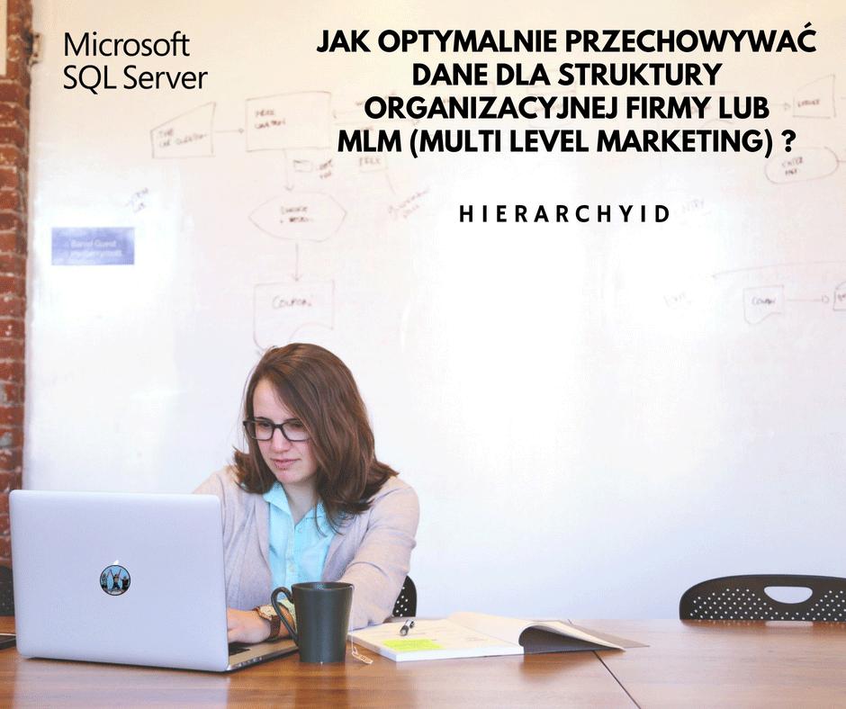Kursy Online SQL Server Bazy Danych Microsotf Hierarchiczny Typ Danych HierarchyIds Andrzej Śmigielski