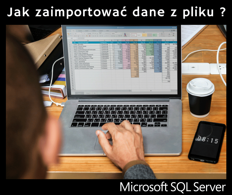 Kursy Online SQL Server Bazy Danych Microsotf Import Bulk Insert Andrzej Śmigielski