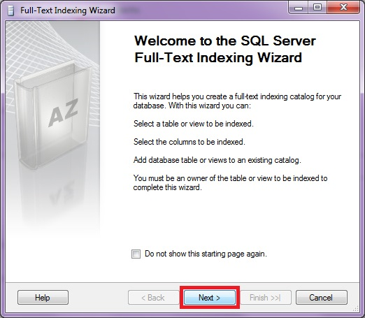 Programowanie SQL Bazy Danych FTS Full-Text Search Wyszukiwanie Pełnotekstowe