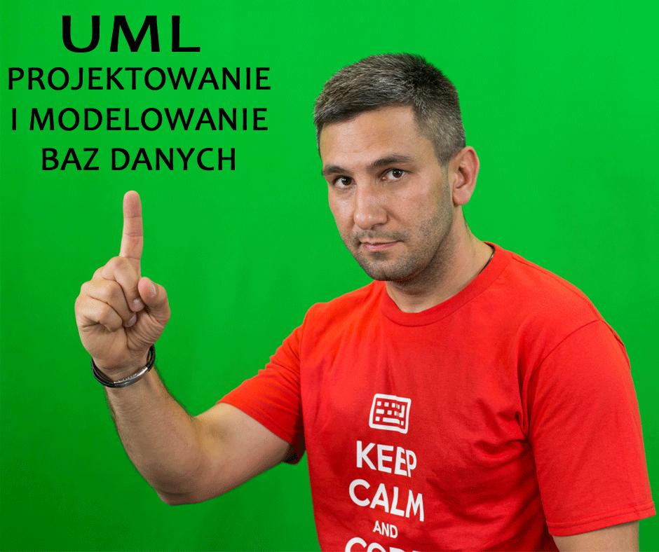 Kursy Online SQL Server Bazy Danych Microsotf UML Projektowanie Modelowanie Andrzej Śmigielski