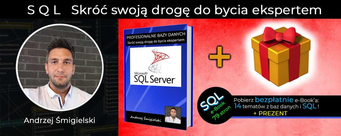 SQL i Bazy Danych, Bezpłatny Darmowy e-Book